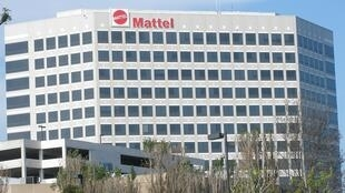 Le siège social de Mattel à El Segundo, aux Etats-Unis.