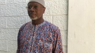 Le Sénégalais Alioune Tine, fondateur du think tank «Afrikajom Center», mercredi 9 septembre 2020 à Dakar.