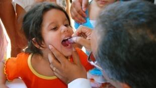 Semana de vacunación en la región de las Américas 2013, Paraguay