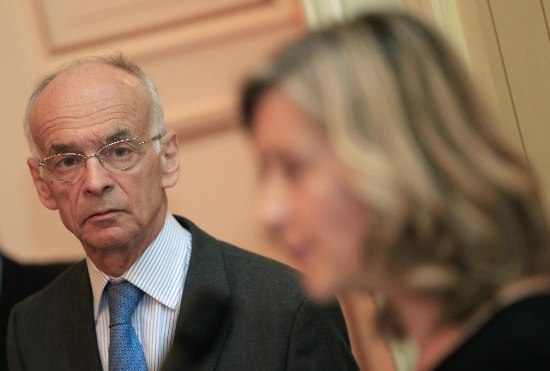 L'ancien ambassadeur de France en Éthiopie et directeur Afrique au quai d'Orsay, Stéphane Gompertz.