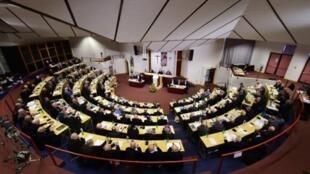 La question d'une allocation pour les victimes de pédophilie dans l'Eglise sera abordée lors de l'assemblée des évêques de France, à Lourdes.