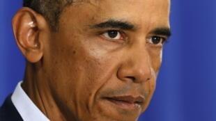 Barack Obama a expliqué qu'il avait autorisé l'attaque, car des informations indiquaient que la vie de Luke Somers était menacée.