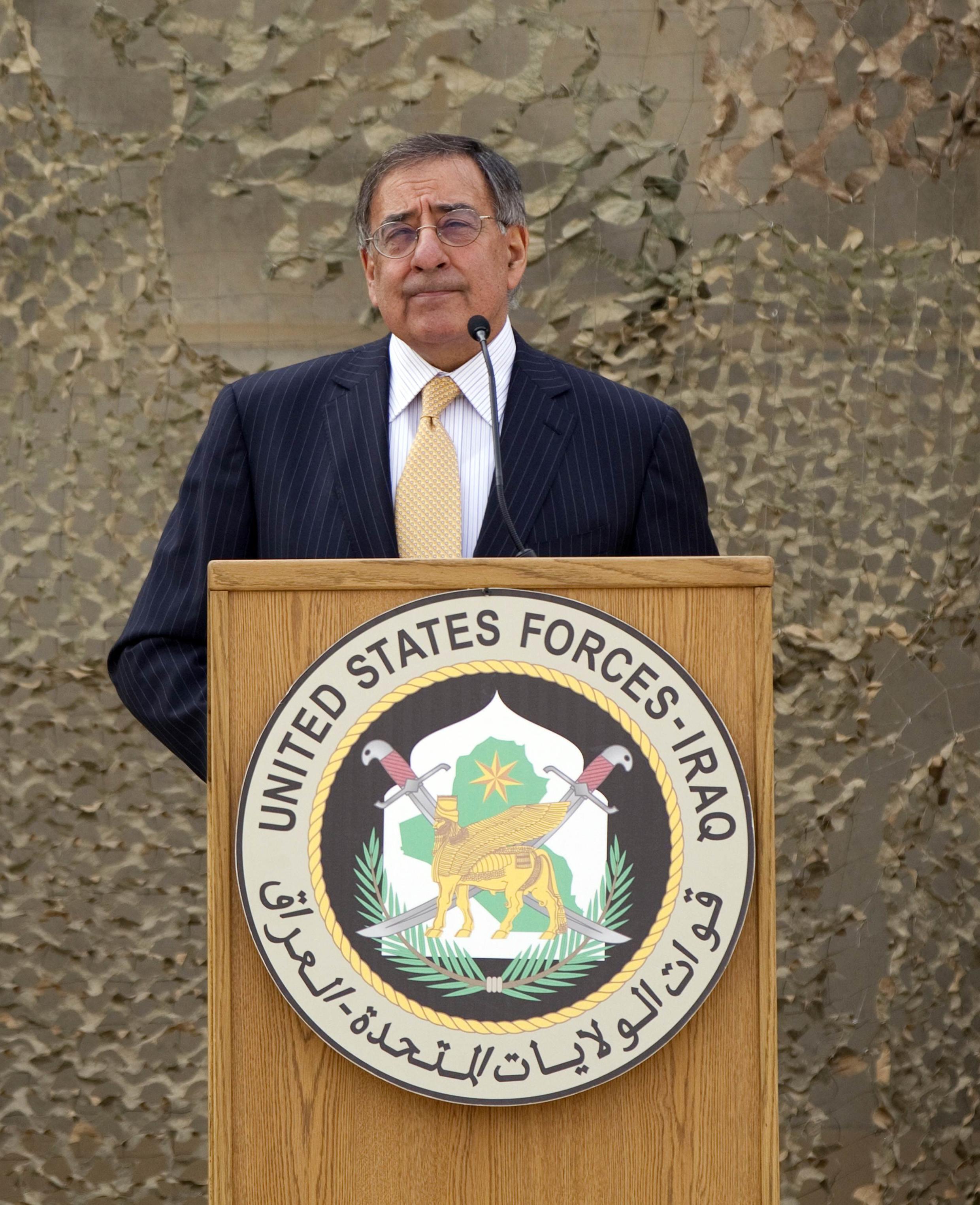 Bộ trưởng Quốc phòng Hoa Kỳ Leon Panetta