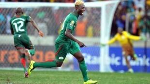 Le Burkinabè Aristide Bancé.