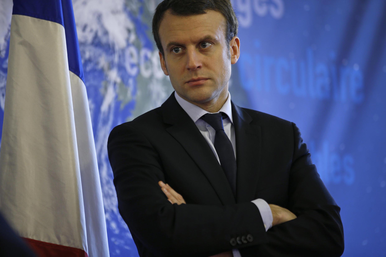 38-летний Эмманюэль Макрон — самый молодой член французского правительства.