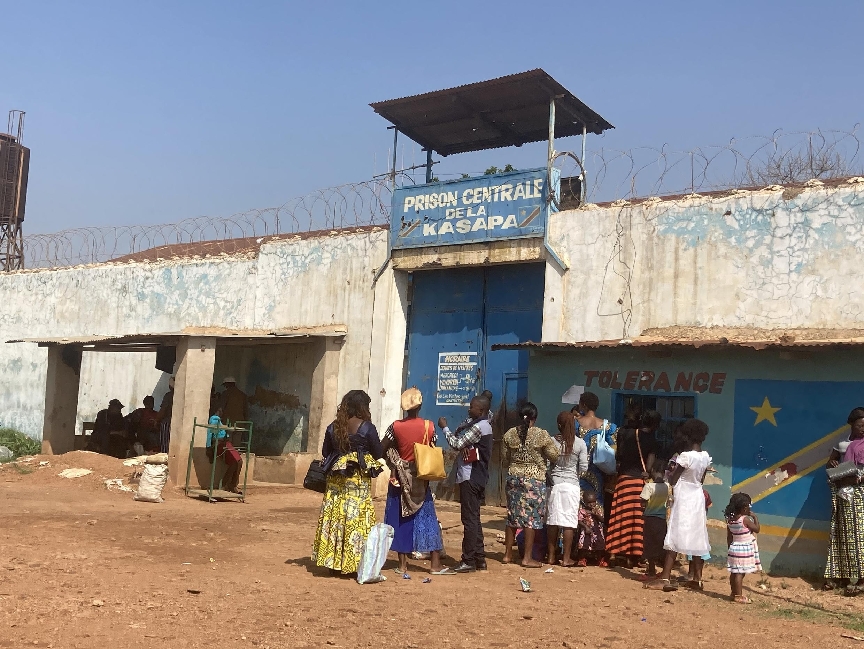 PHOTO Prison Kasapa - Lubumbashi RDC
