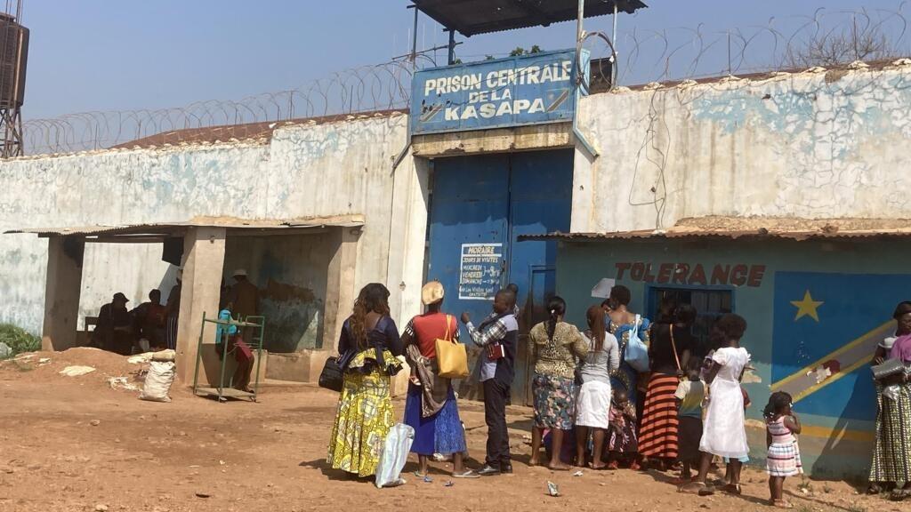 RDC: MSF examine les détenues violées à la prison de Lubumbashi