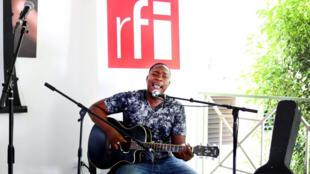 Delva Lennsi (Club RFI Delmas/Haïti).