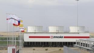 A Rússia suspendeu hoje a entrega de gás natural à Rússia. Na foto, usina térmica Budennovskaya na cidade de Budennovsk na região de Stavropol, Rússia, 24 de junho de 2015.