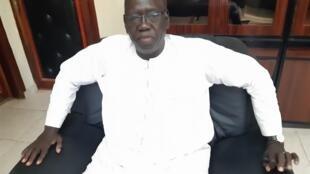 Le docteur vétérinaire Idrissa Diarra, coordonnateur national du Projet régional d'appui au pastoralisme au Sahel pour la Mauritanie.