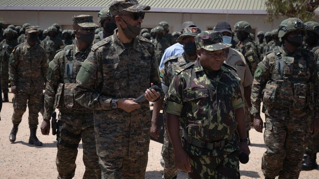 Mozambique: le président rwandais Paul Kagame en visite dans le Cabo Delgado