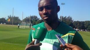 Stéphane Mbia, le défenseur des Lions Indomptables.