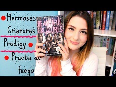 Raiza Revelles, de Monterrey, México, una de las precursoras en español del fenómeno de los 'booktubers'. Su canal Raizarevelles99 es visto por miles de seguidores.