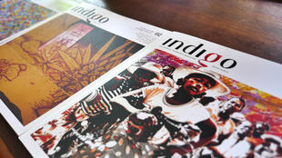 La revue «Indigo», tirée à 3 000 exemplaires, dont 500 pour Madagascar. Disponible aussi en version PDF.