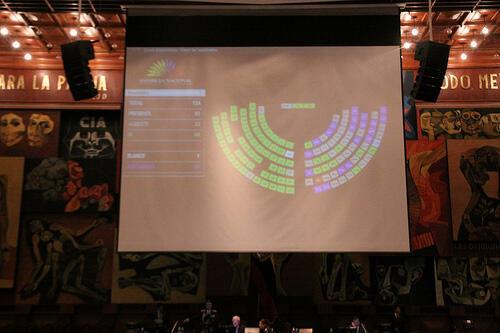 La Asamblea Nacional de Ecuador aprobó la ley de dación en pago que tiene como finalidad garantizar el pago de las obligaciones contraídas por personas naturales con las entidades financieras con la entrega del bien.