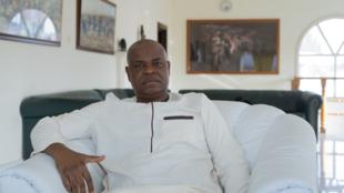 Justin Koné Katinan, ex-ministre du Budget dans le gouvernement de Laurent Gbagbo, vit en exil au Ghana depuis 2011.