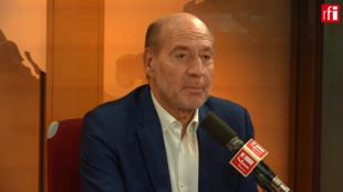 Jean-Jacques Bridey sur RFI le 12 octobre 2018.