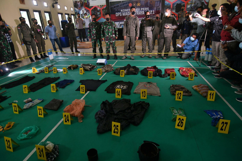 indonésie terrorisme  Ali Kalora