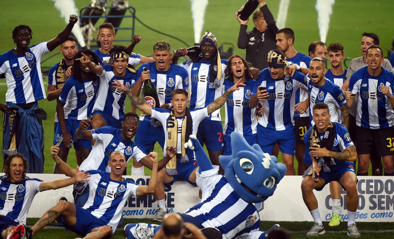 FC Porto - Futebol - Desporto - Portugal - Liga Portuguesa - Football