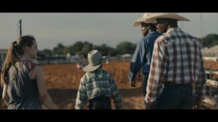 "Cena de ""Bull', vencedor do 25° Festival de Cinema Americano de Deauville, na França."