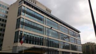 Здание Службы внутренней безопасности Франции (DGSI)