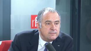 法國農業部長迪迪埃·紀堯姆2019年接受法廣專訪