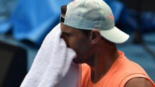 Spain's Rafael Nadal is a 20-time Grand Slam winner
