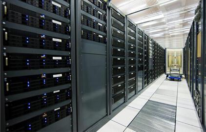 Serveurs informatiques. (Photo d'illustration).