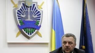 И.о. генпрокурора Украины Олег Махницкий