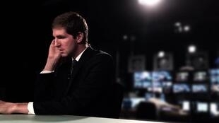 Тихон Дзядко в эфире телеканала RTVi