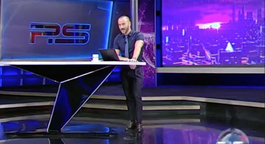 Ведущий «Рустави 2» Георгий Габуния в своей авторской программе сделал ряд нецензурных заявлений в адрес Владимира Путина