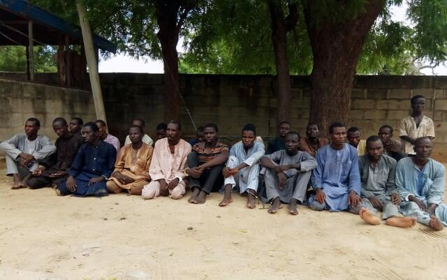 Tubabbun Mayakan Boko Haram