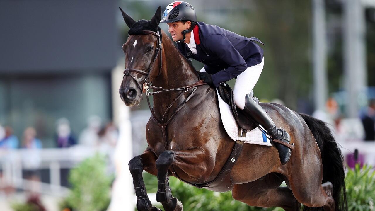 PHOTO Nicolas Touzaint - Equitation - 2 août 2021