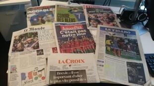 Diários franceses 11.07.2016