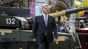 Petro Porochenko, Presidente da Ucrânia.