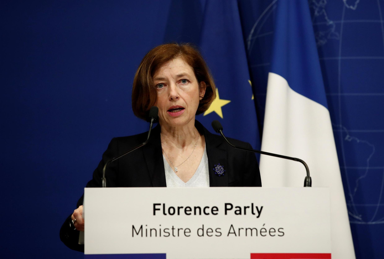 A ministra francesa das Forças Armadas, Florence Parly, anunciou novos investimentos na defesa espacial.
