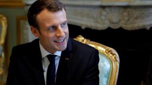 A previsão é de que Macron fale das reformas previstas para 2018