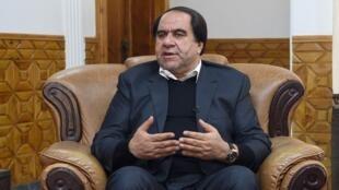 Le président de la Fédération, Keramuddin Karim (photo du 31 décembre 2018) a rejeté les accusations selon lesquelles il aurait agressé sexuellement et physiquement plusieurs femmes.