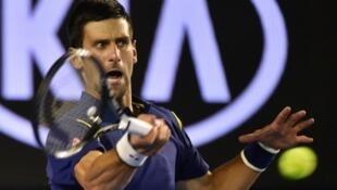 Djokovic Australian Open 2016