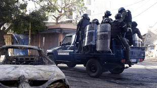 Sénégal Dakar Violences Gendarmerie