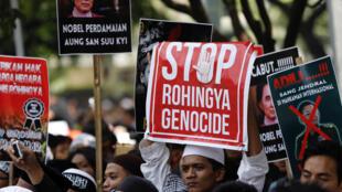 Kasashen duniya na ci gaba da sukar kisan da ake yi wa 'yan kabilar Rohingya a Myanmar