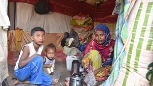 "Displaced family from Taizs to Sanaa in Al Habbari informal settlement: ""Now we have nothing left"""