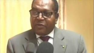 Hamadoun Konaté, ministre malien en charge de la Reconstruction du Nord. (Capture d'écran).