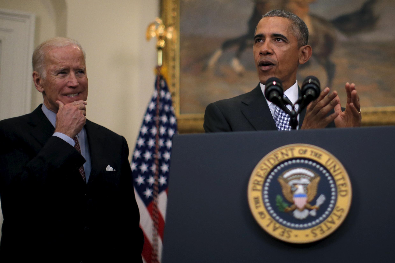 Tổng thống Mỹ Barack Obama thông báo thảo luận kế hoạch đóng cửa nhà tù Guantanamo, Nhà Trắng, Washington, 23/02/2016