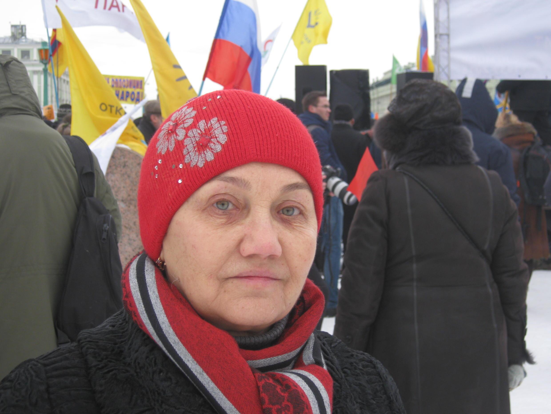 Наталья Евдокимова, член Совета по правам человека при президенте РФ
