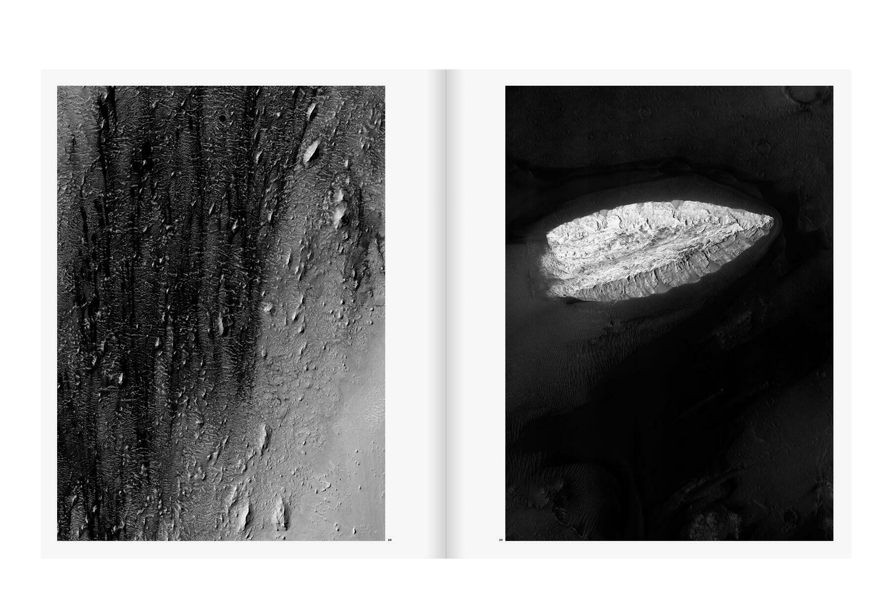 Mars, une exploration photographique.