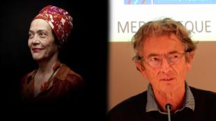 Françoise Vergès est historienne et Antoine Glaser est politologue.