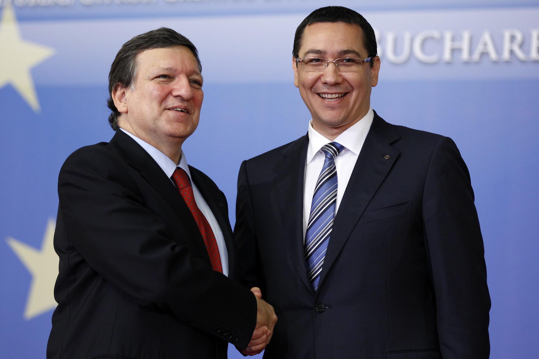 Thủ tướng Victor Ponta buộc phải củng cố nhà nước pháp quyền, hầu to diều kiện cho Rumani gia nhập không gian Schengen (REUTERS)