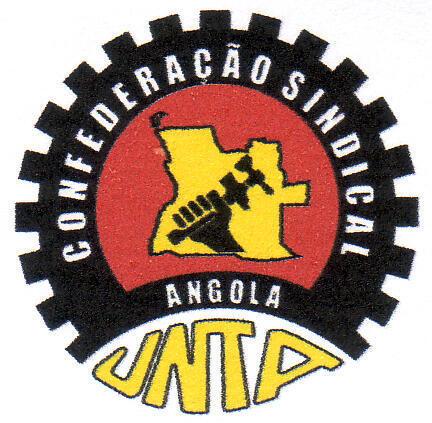 Logotipo da União Nacional dos Trabalhadores de Angola -Confederação Sindical