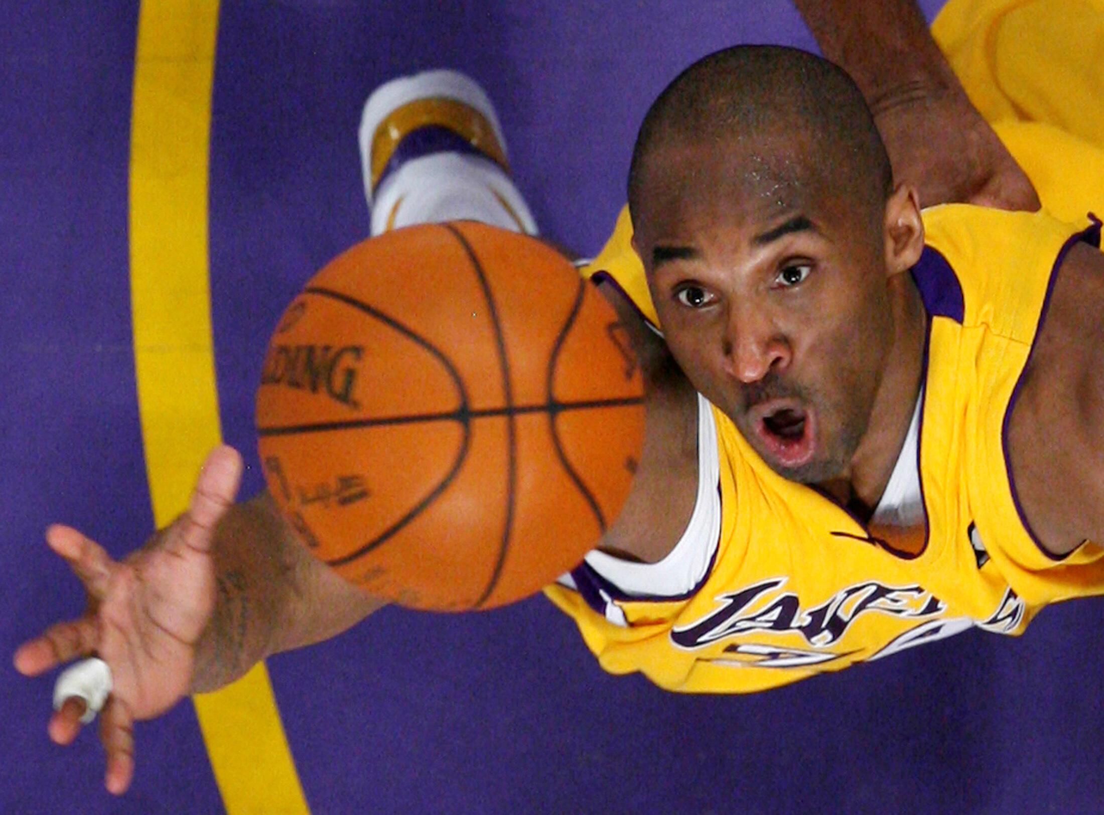Marigayi Kobe Bryant ya bayar da gagarumar gudunmawa a duniyar kwallon kwando